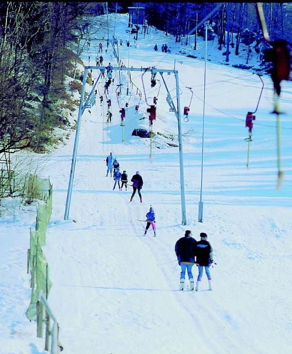 Ski-Lift Spies